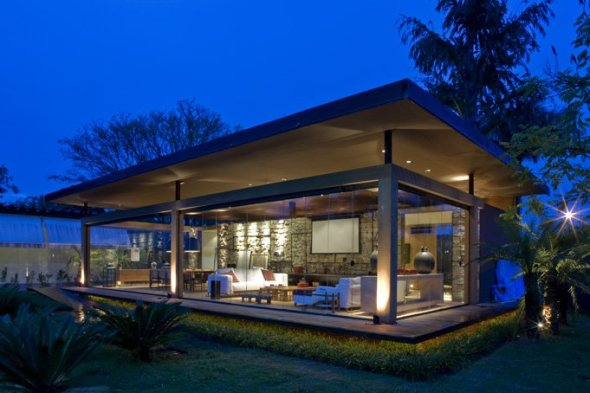 Loft Bauhaus inspirado en Mies Van der Rohe