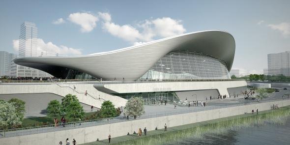 Zaha Hadid, la inconfundible arquitecto