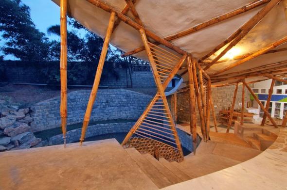 Sinfonía de bambu