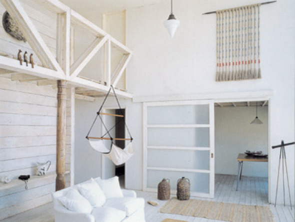 Casa realizada por Mathias Klotz para su uso personal