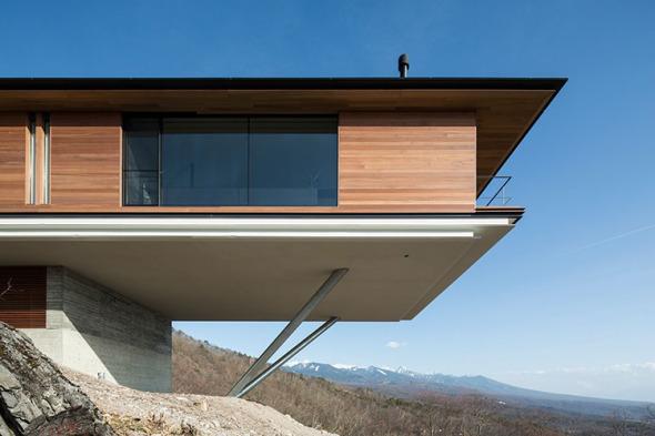 Casa Voladora en Japón
