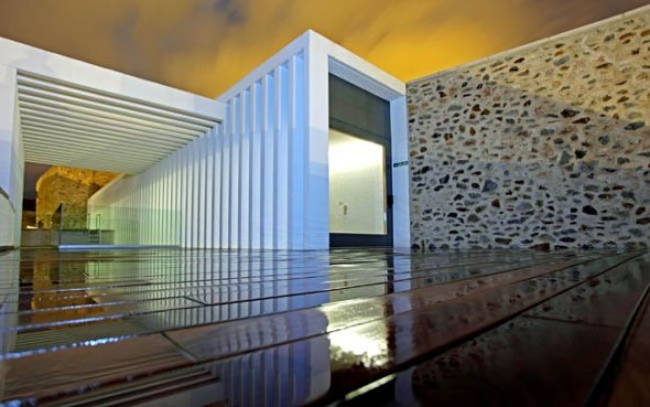 Tres obras en Extremadura, nominadas al Premio de Arquitectura Mies van der Rohe