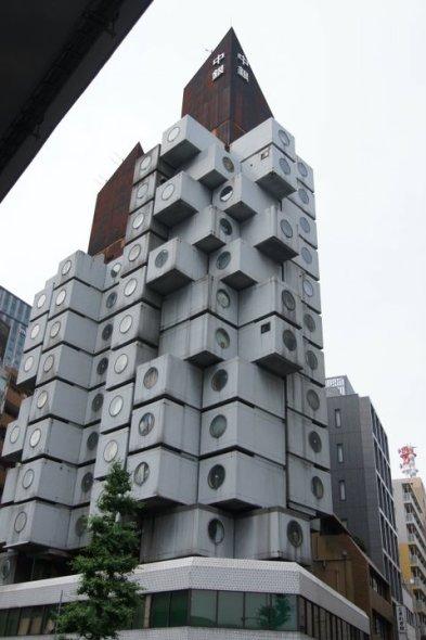 Firma del fallecido arquitecto japonés Kurokawa se declara en bancarrota