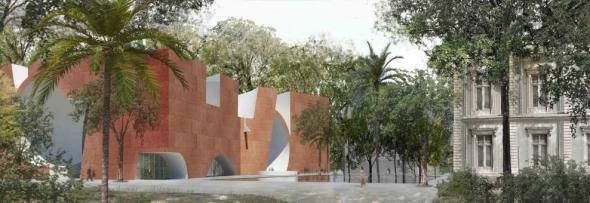 Steven Holl diseñará una nueva ala para el Museo de la ciudad de Mumbai