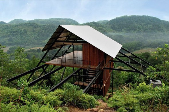 Diez cabañas con estilo   noticias de arquitectura   buscador de ...