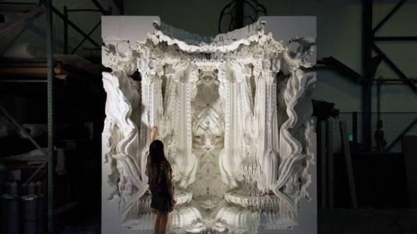 Imprimir una casa entera en 3D. Cómo el futuro luce para un arquitecto con visión