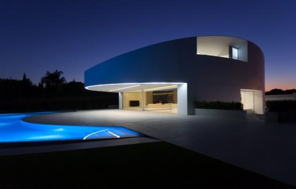 Casa elipse