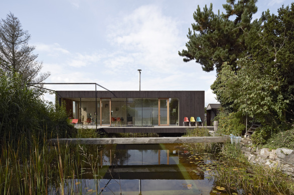 Casa en la Laguna