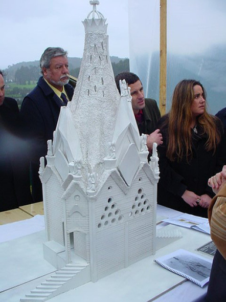 Proyecto de Gaudí se hará realidad en América Latina