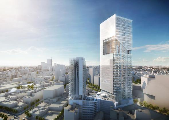 Boom inmobiliario en Reforma. Los 4 nuevos proyectos