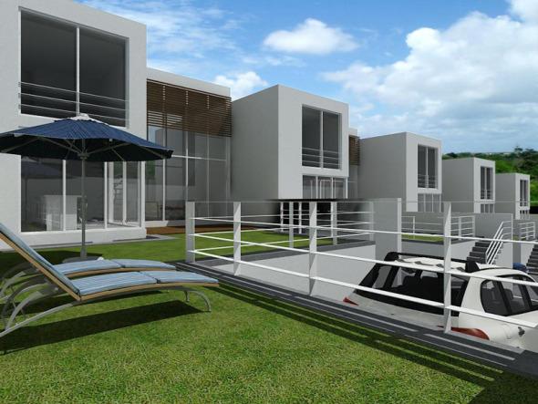 Geo, Urbi y Homex construirían 25 mil viviendas en 2015