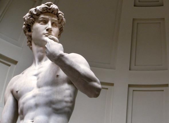 Un pedestal antisísmico protegerá el David de Miguel Ángel