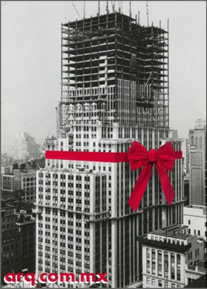 Humor en la Arquitectura. Y su regalo
