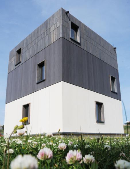 Nuevo sistema de construcción modular