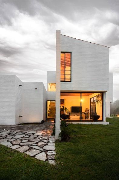 Casa Blanca Eucaliptos