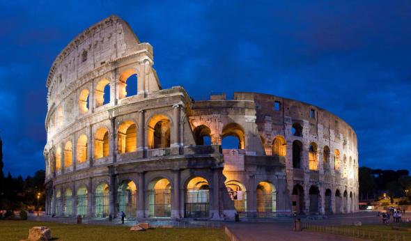 El secreto que permite al Coliseo de Roma seguir en pie