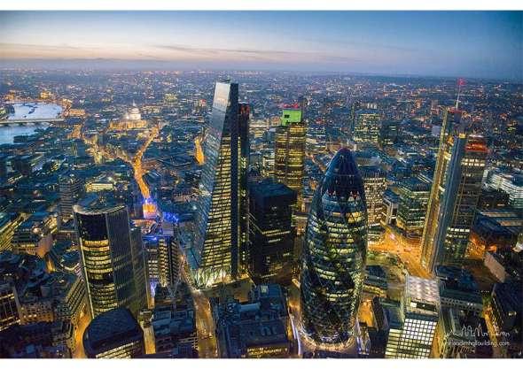 Los edificios más impresionantes del 2014