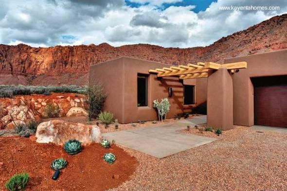La arquitectura ecológica defiende volver a la construcción con tierra