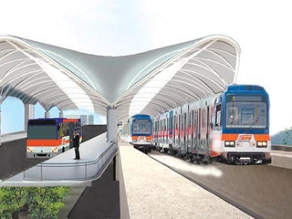 Terminarán línea 3 del metro en agosto