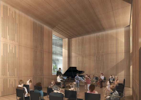 Se inaugura sala de la Philharmonie de Paris de Jean Nouvel