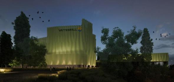 Transformación verde de una planta de energía en Alemania