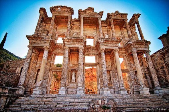 Maravillas de la arquitectura antigua que sobreviven al paso de los siglos