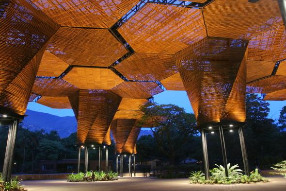 El diseño biofílico. El poder de la arquitectura y la naturaleza