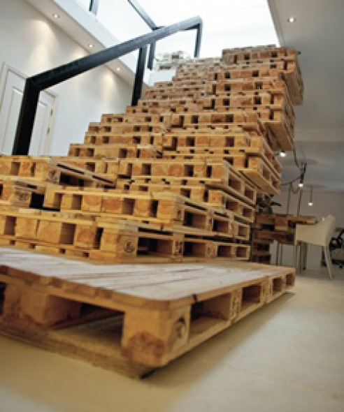50 formas de reutilizar tarimas de madera parte II
