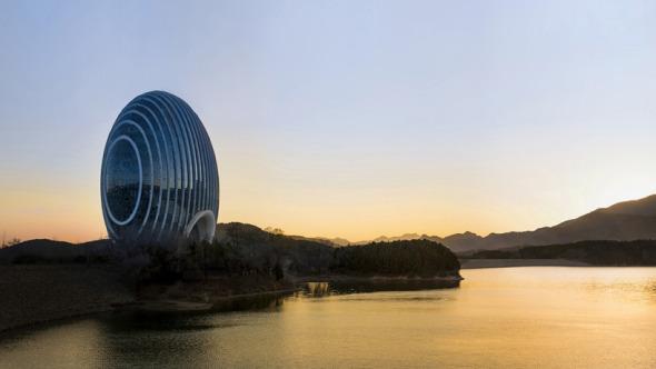 Sunrise Kempinski Hotel, una nueva joya brilla en el paisaje chino