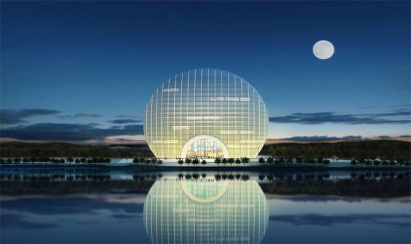 Sunrise Kempinski Hotel, una joya que brilla en el paisaje chino