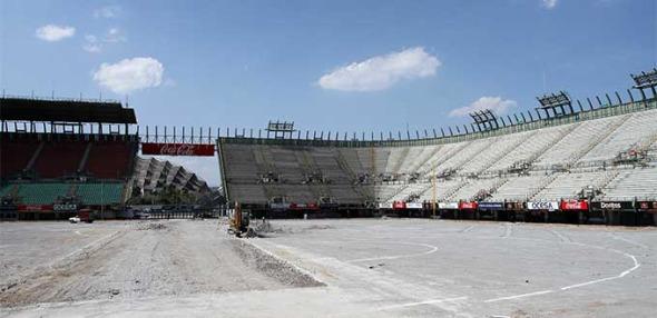 Cómo van las obras en el autódromo para el GP de México