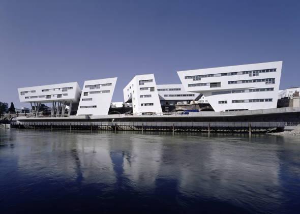 El proyecto de vivienda social más caro de la historia fue diseñado por Zaha Hadid