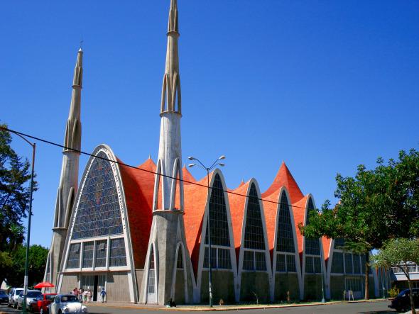 Hoy cumpliría 105 años el arquitecto Félix Candela