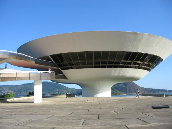 Brasil exporta su arquitectura