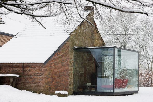 Una vivienda de 40 metros