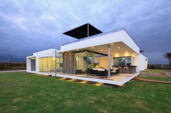 Casa de playa en Perú