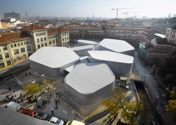 Nieto Sobejano Arquitectos ganan el Alvar Aalto Medal 2015