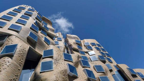 Gehry bate récords de asistencia en el Pompidou