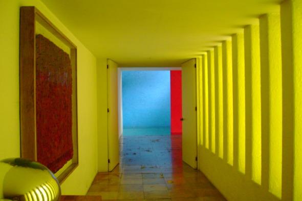 Si tienes interés en la arquitectura, en México todo te lleva a Barragán
