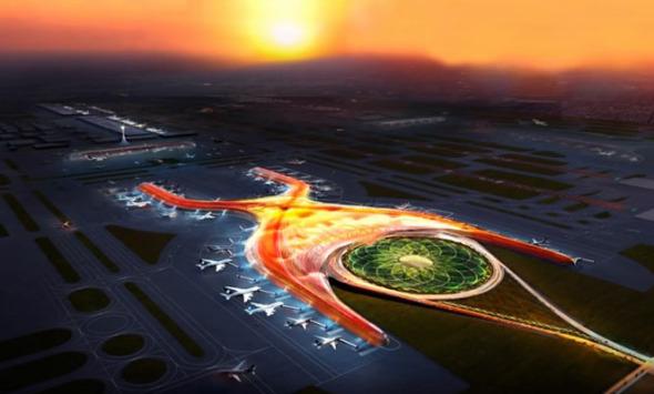 Consorcio mexicano se retira de la construcción del nuevo aeropuerto del DF