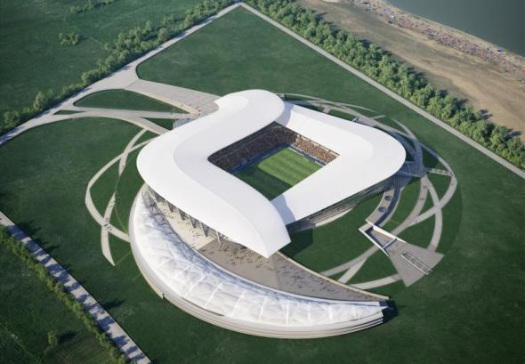 Construcción de estadio mundialista en Rusia tiene retraso de siete meses