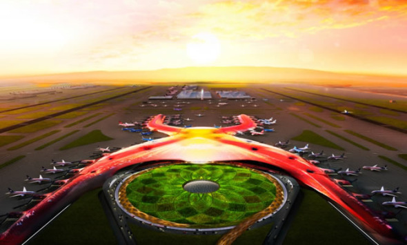 Recortan presupuesto para nuevo aeropuerto a 2 mil 500 millones de pesos
