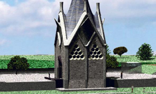 La historia detrás de la capilla de Gaudí en Rancagua