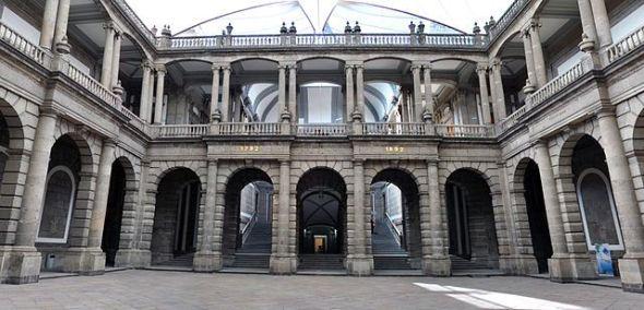 Manuel Tolsá dejó huella en escultura y arquitectura mexicana