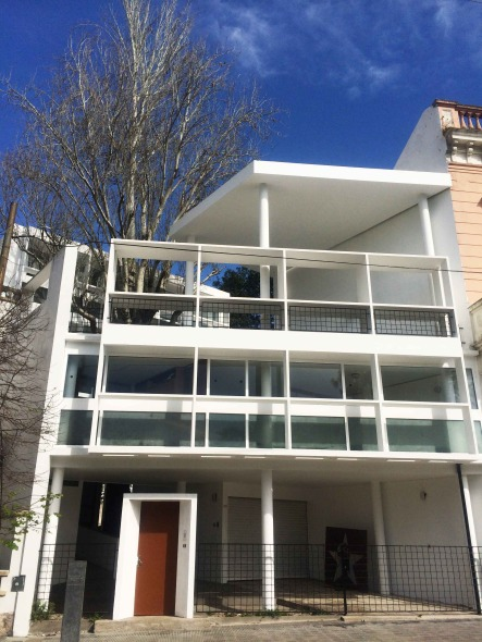 La Casa Curutchet de Le Corbusier revive a 60 años de su inauguración