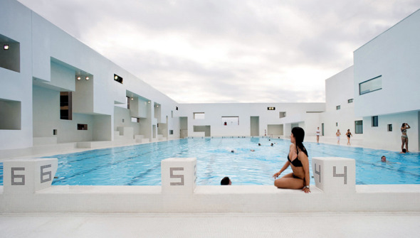 Las piscinas más fascinantes de Europa