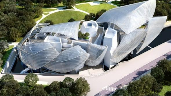 Gehry, Vuitton y un edificio en París con exceso de egos