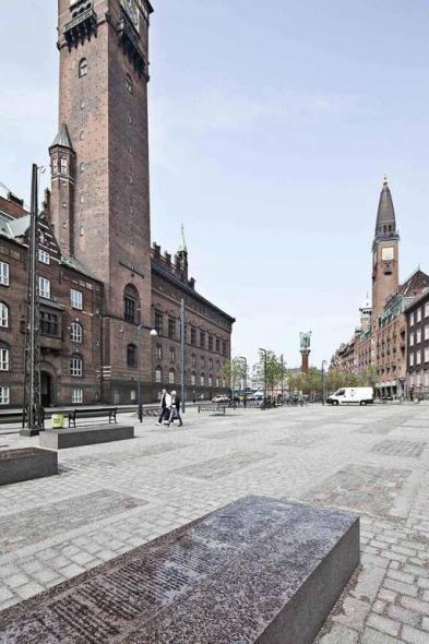Plaza Vartov el nuevo espacio público de la capital danesa