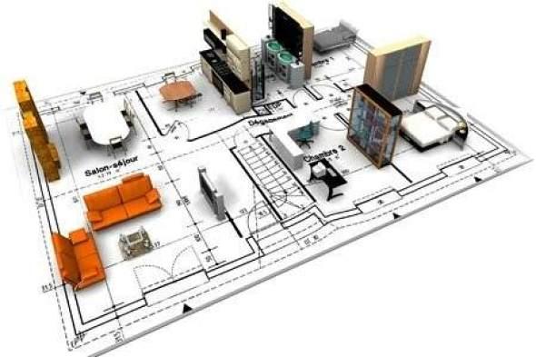 Cómo conseguir proyectos arquitectónicos