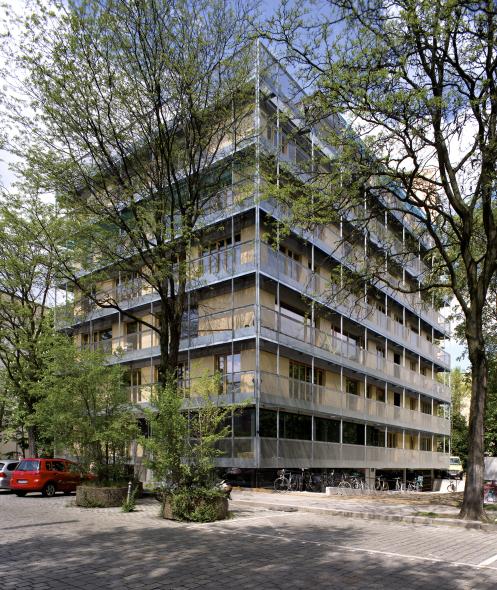 Propuesta de vivienda en Berlin